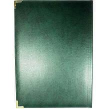 Папка привітальна Brisk, Miradur, формат А4, До Підпису, зелена (1/10)