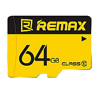 Карта пам'яті REMAX MicroSD C10 64GB