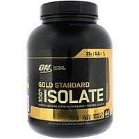 Optimum NutritionПротеин изолят100% Gold Standard Isolate744 g