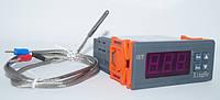 +999°C Терморегулятор с сигнализацией  XH-W2030 220V, фото 1