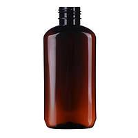 "Флакон для парфюмерии ""Янтарь"" 230мл из пластика без крышки"