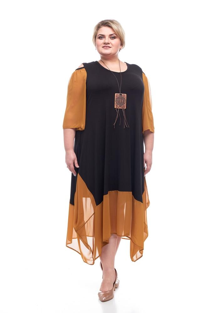 Платье женское от 60 до 70 большие размеры