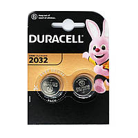 Батарейки CR2032 Duracell Speciality Lithium (2шт.)