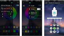 Bluetooth мини контроллер для LED RGB ленты  SL-02NANO 6А 5-24V Код. 59727, фото 3