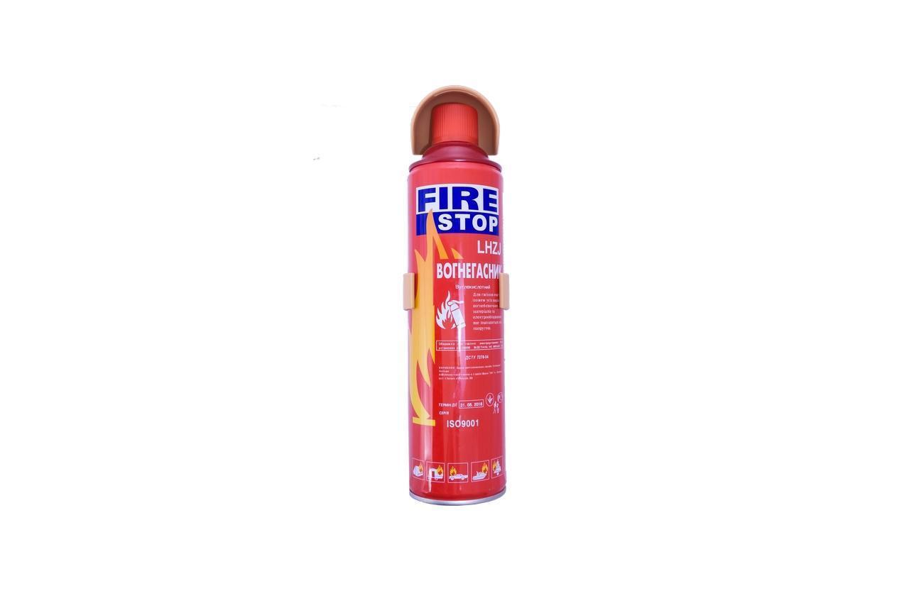 Огнетушитель автомобильный PRC - 1 л (F2)