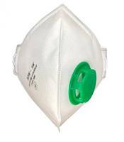 Маска - респиратор с клапаном БУК 1К FFP1 (до 4 ПДК) | полумаска фильтрующая | защитная маска