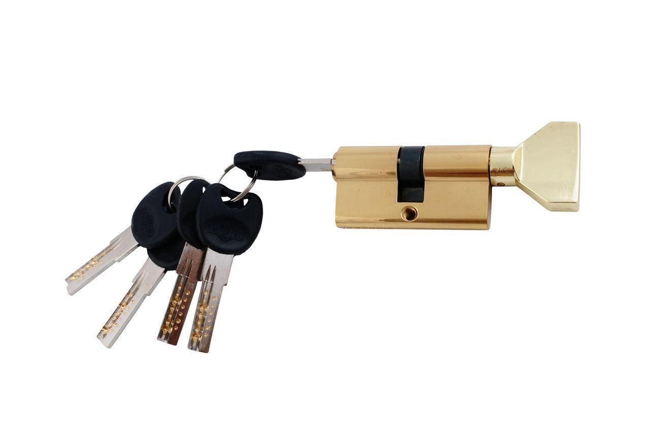 Цилиндр лазерный Imperial - CK 70 мм, 35/35 П/К РВ (латунь) (CK 70мм 35/35 РВ)