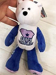 Мягка колекційна іграшка з монетою США 2000 Limited Treasures Quarter Bear 8th- South Carolina