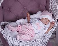 Набор для новорожденных Classic Girl розовый