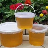 Мед из цветов липы натуральный 500 гр