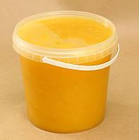 Мед подсолнуха домашний натуральный 500 гр