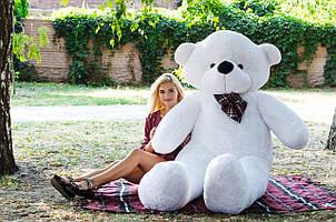 Плюшевый Мишка Нестор Гигант 240см. Большой  Мишка игрушка Плюшевый медведь Мягкие мишки игрушки  (Белый)