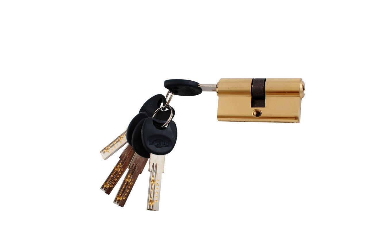 Цилиндр лазерный Imperial - C 100 мм, 40/60 к/к РВ (латунь) (C 100мм 40/60 РВ)