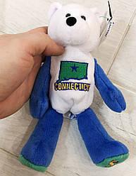 Мягка колекційна іграшка з монетою США Limited Treasures Quarter Bear 5th- Connecticut