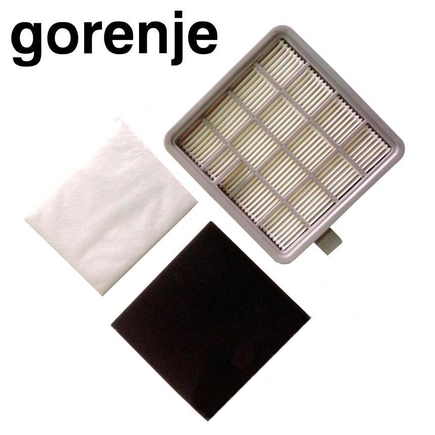 Фильтры для пылесоса Gorenje 407904 (комплект)