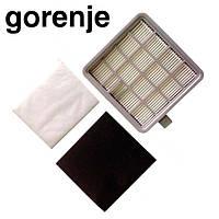 Фильтры для пылесоса Gorenje 407904 (комплект), фото 1