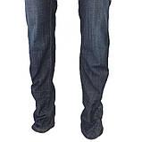 Женские джинсы OMATjeans 9639 темно-синие, фото 8