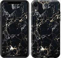 Чехол EndorPhone на iPhone XR Черный мрамор 3846c-1560, КОД: 1019383