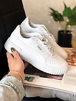 Женские кроссовки Puma Cali White