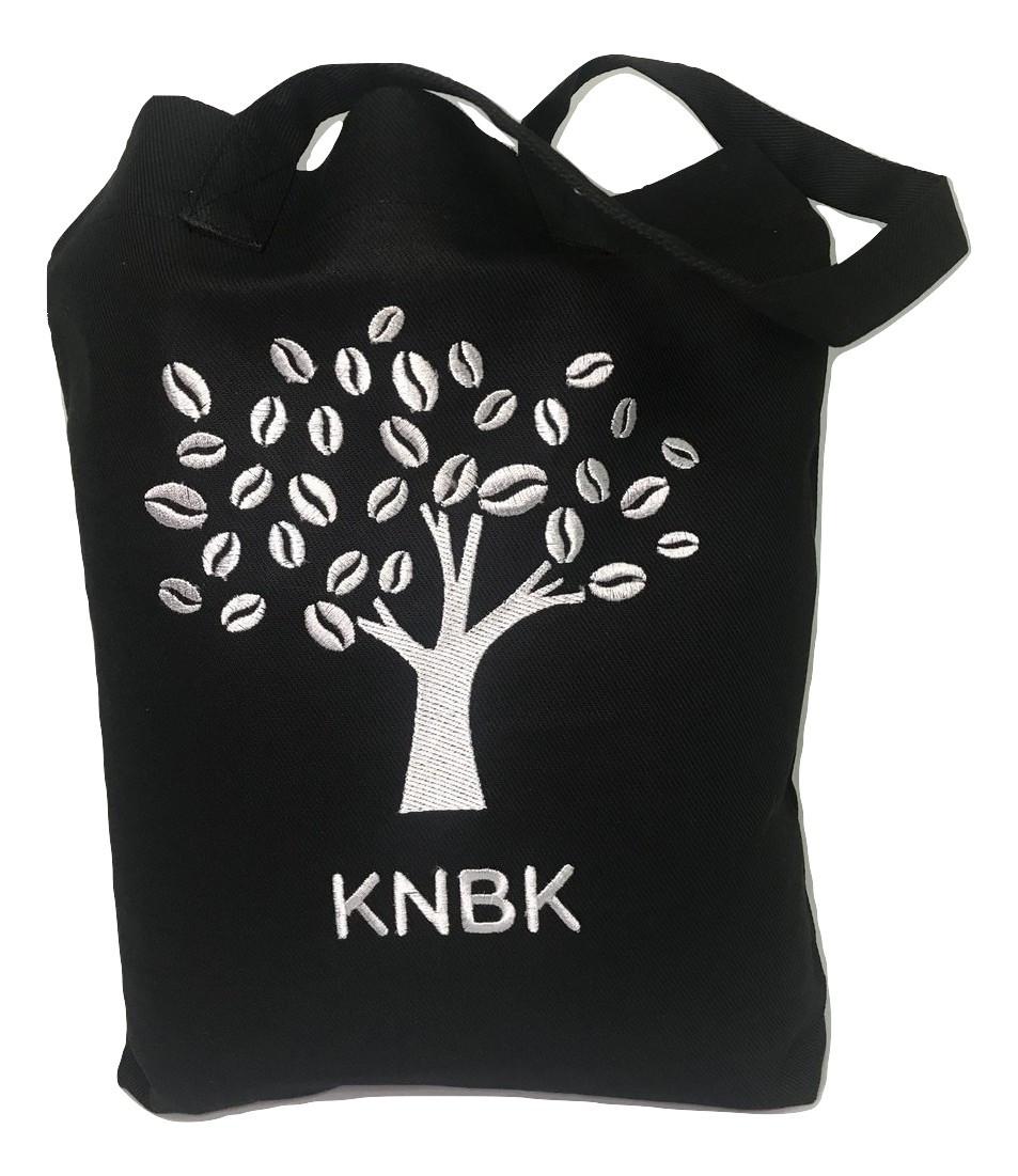 Сумка шопер KNBK чорна