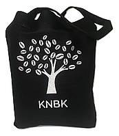 Сумка шопер KNBK чорна, фото 1