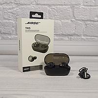 Беспроводные Bluetooth наушники BOSE TWS 02 Wireless  черные (Bluetooth наушники BOSE TWS ), фото 2