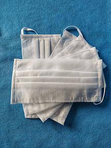 Набор (50 шт) медицинская маска защитная, респиратор защитный