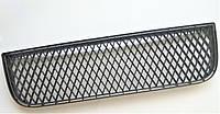 Центральная решетка заглушка переднего бампера Шкода Октавия ТУР РС Octavia Tour RS  1U0853677A, фото 1