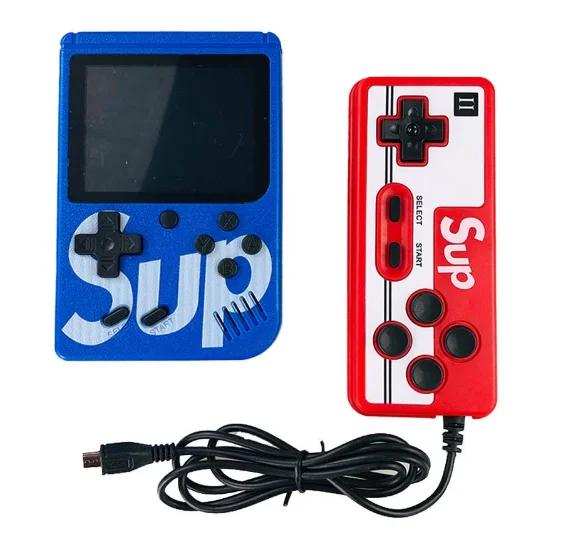 Приставка Марио с джойстиком Retro FC Game Box Sup dendy 400в1