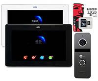 Комплект FHD домофона Atis AD-770FHD - сенсорный экран