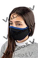 Набор защитных масок Valeo 12 шт Черные