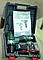 Шуруповерт аккумуляторный 18В, два аккум-ра+зарядное, NOWA WA1815bl, фото 4