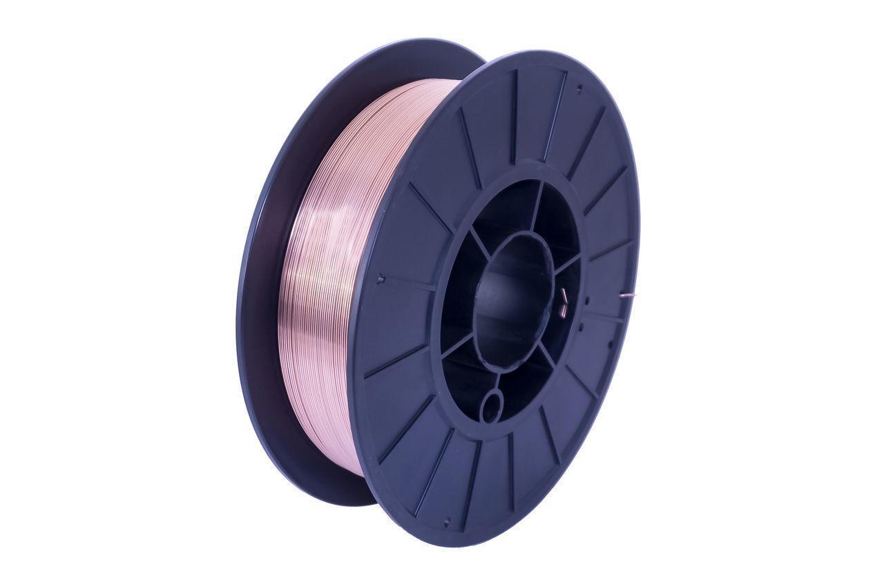 Проволока сварочная Gefest - 1,0 мм x 5 кг (x)