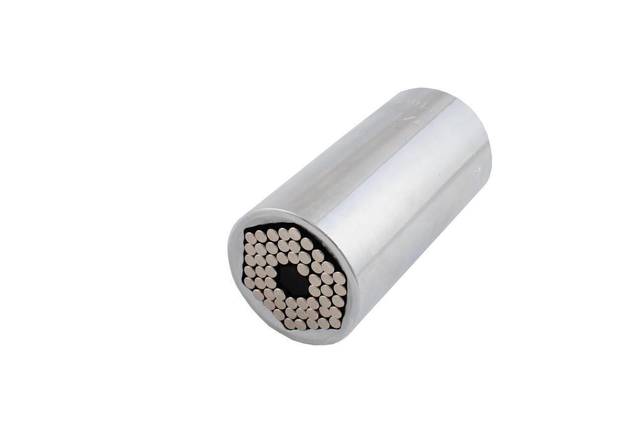 """Головка торцевая универсальная Miol - 3/8"""" х 7-19 мм (58-012)"""
