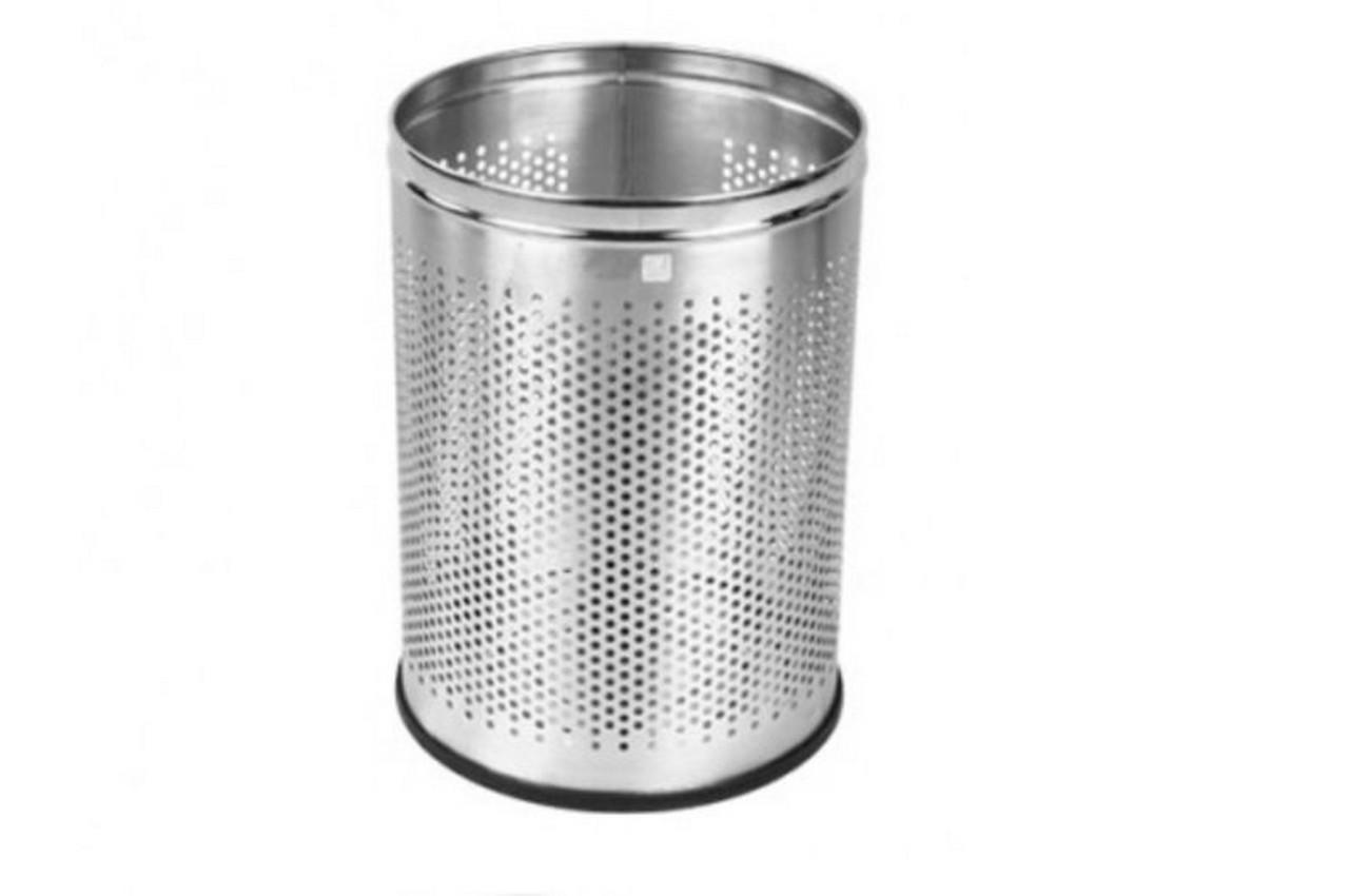 Ведро для мусора Empire - 11 л, перфорированное (2259)