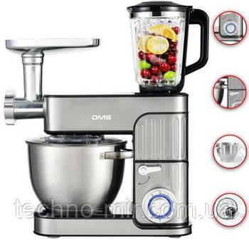 Кухонний комбайн 3в1 DMS Germany KMFB-2300  7л 2300 Вт