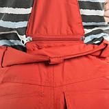 Зимний костюм для мальчика SNO F18M313 Blue Night/Old Carrot. Размеры 7 - 16 лет., фото 4