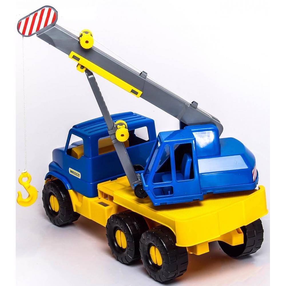 "Авто ""City Truck"" кран №39396"