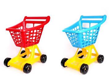Візок для супермаркету №4227/Технокомп/(4)