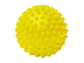 """М'яч масажний 8"""" №MS 0023(250) 20см,5кольор.,90г"""