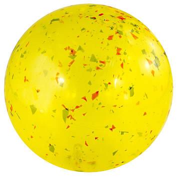 М'яч гумовий-9 №MS0933 3 кольори, 75г,ПВХ(120)