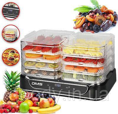 Сушка для овочів та фруктів DMS DA-02 550 Вт