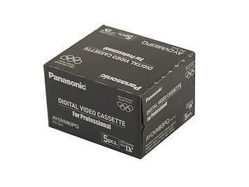Відеокасета mini Video DV AY DVM-83PQ Panasonic(5)
