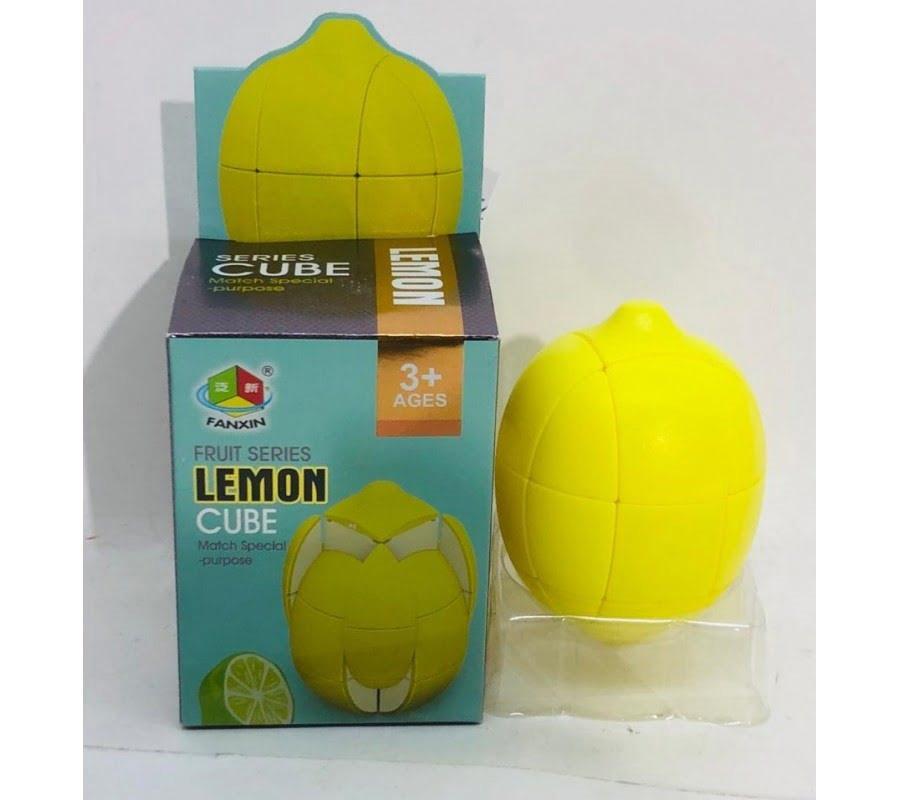 """Кубик логіка """"Лимон"""",в кор-ці,6х6х8см №FX8802(72)(144) КІ"""