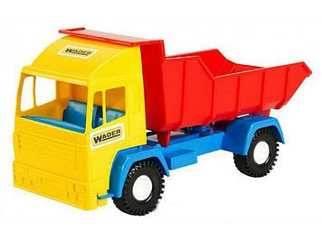 "Самоскид ""Mini truck"" 26х13х11см №39208/Wader/"