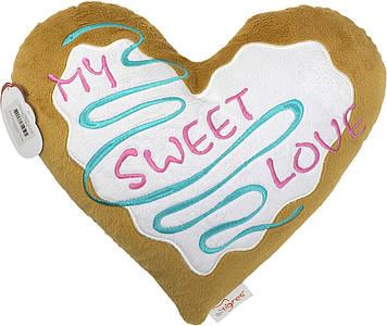"""М`яка ігр. """"Подушка-серце"""" My sweet love"""" №ПД-0270/Тигрес/"""