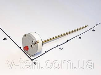 Терморегулятор для бойлера 16А с защитой (серый) Oasis