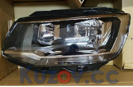 Передняя фара левая VW T6 '15- (Depo) H7/H7, 7E1941005, фото 2
