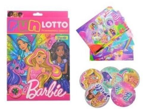 """Гра наст. """"1В"""" Funny loto"""" Barbie"""" №953691"""