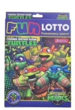 """Гра наст. """"1В"""" Funny loto"""" TMNT"""" №953697"""
